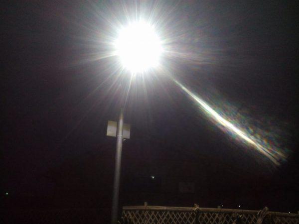 Solar street Light in Bangladesh