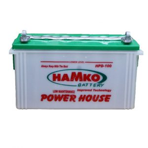 100Ah Hamko IPS Battery