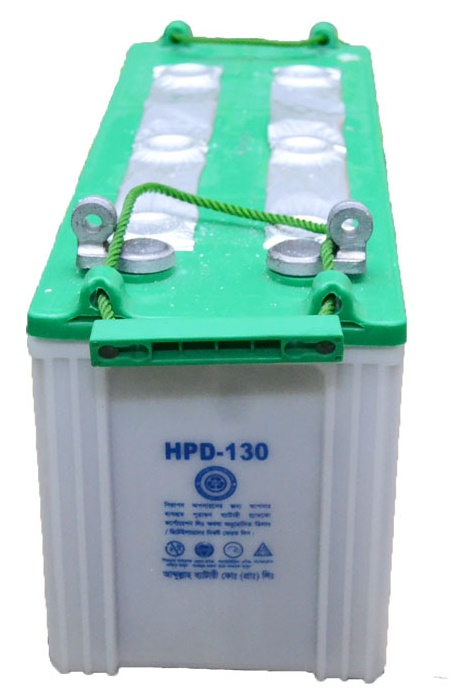 130Ah Hamko IPS Battery