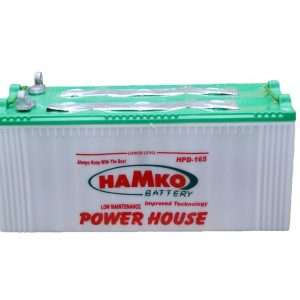 165Ah Hamko IPS Battery