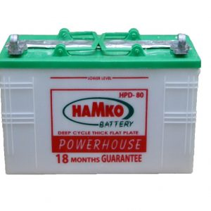 80Ah Hamko IPS Battery