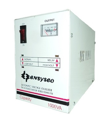 Voltage Stabilizer Single Phase.