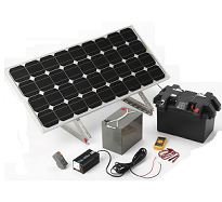 Solar - DC Package