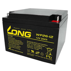 26Ah Long SMF Battery