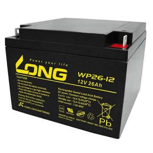 26Ah Long SMF Battery