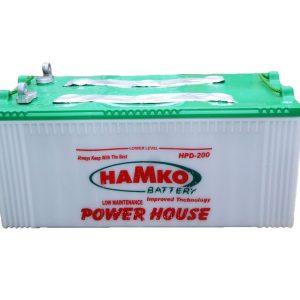 200Ah Hamko IPS Battery