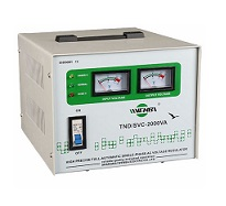 Singel Phase Voltage Stabilizer