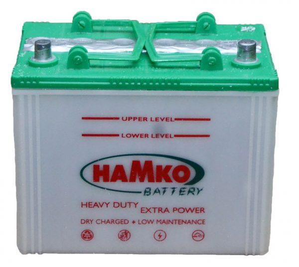 60Ah Hamko IPS Battery
