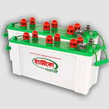 Hamko Solar Battery