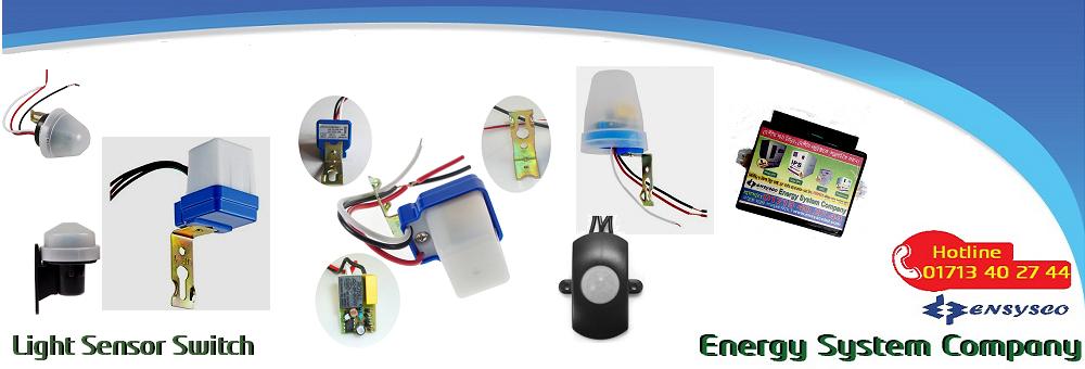Light Sensor Switch
